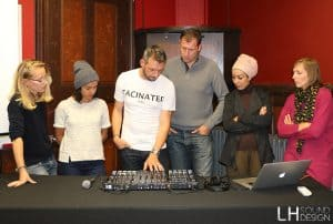 Cohésion Equipe Musique, dj lyon, LHSD, LH sound design, Ludovic Hautevelle, team bulding, devenir dj