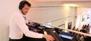 Inauguration Harmonie Mutuelle, , dj lyon, LHSD, LH sound design, Ludovic Hautevelle, team bulding