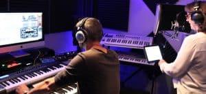Enregistrement Voix Off Studio, , dj lyon, LHSD, LH sound design, Ludovic Hautevelle, team bulding