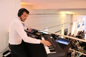 Inauguration Harmonie Mutuelle, dj lyon, LHSD, LH sound design, Ludovic Hautevelle, team bulding, Harmonie mutuelle, soirée inauguration