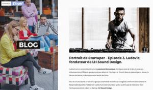 Interview CEGID, Le blog, Blog, dj lyon, LHSD, LH sound design, Ludovic Hautevelle