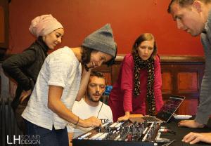 Séminaire Corporate DJ, dj lyon, LHSD, LH sound design, Ludovic Hautevelle