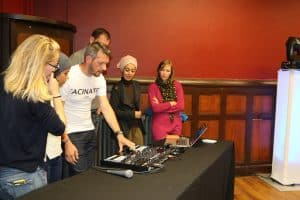 Séminaire Entreprise DJ, dj lyon, LHSD, LH sound design, Ludovic Hautevelle