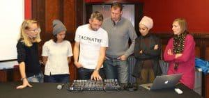 Team Building Musical DJ