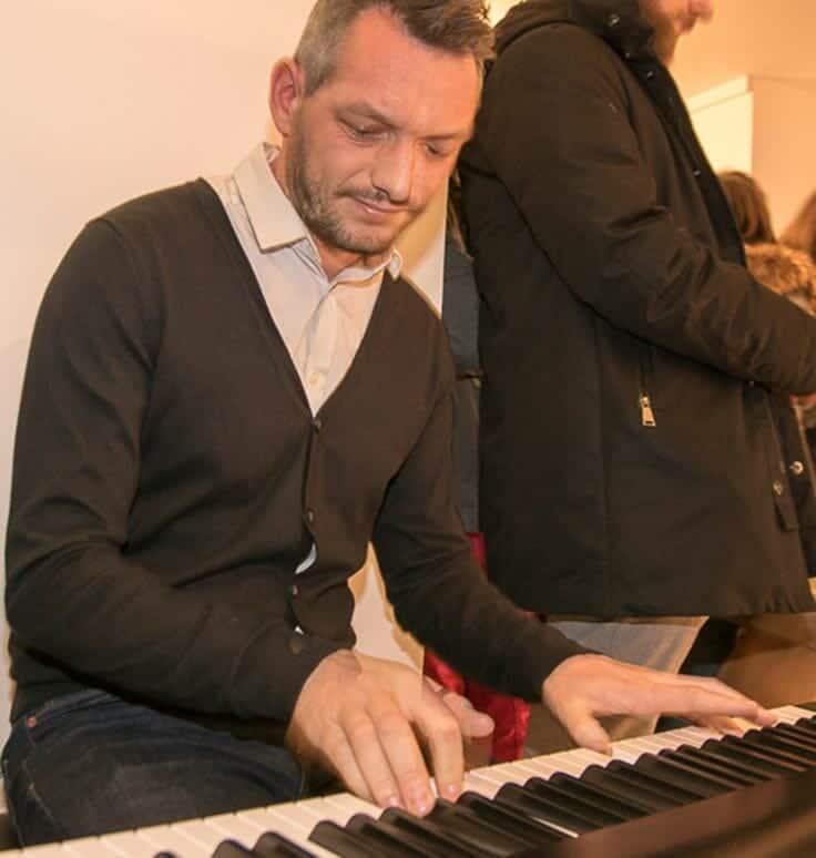 Performance Piano LE PAPIER FAIT DE LA RESISTANCE