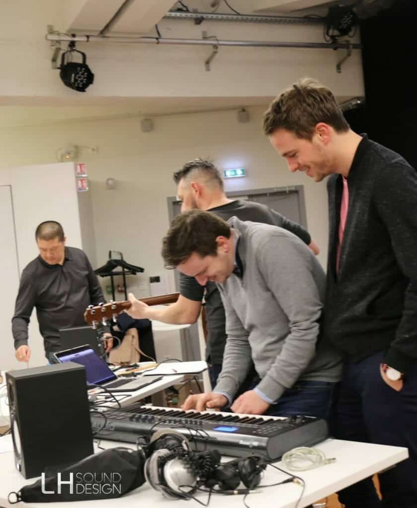 team building musical