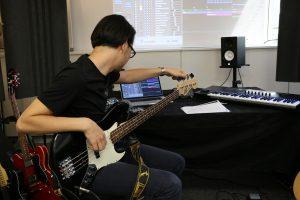 Team Building Atelier Basse, dj lyon, LHSD, LH sound design, Ludovic Hautevelle, identité sonore, team bulding