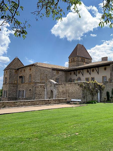 Mariage princier au Château de la Gallée
