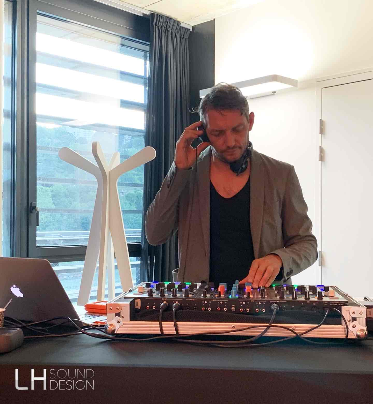 DJ Live Rooftop52 Lyon