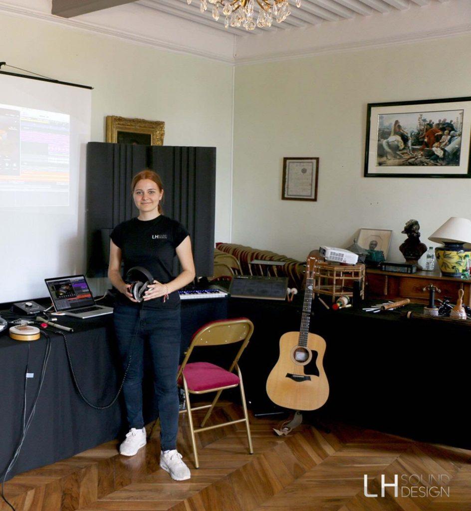 Team Building Musical Société MICHELIN